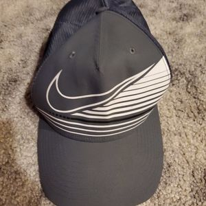 Nike Golf Grey Fitted Hat